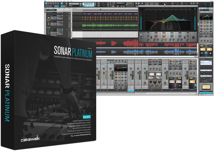 Cakewalk Sonar Training from OBEDIA
