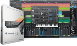 PreSonus studio one 3 training from OBEDIA