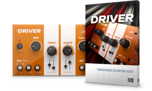 Free Native Instruments Driver Distortion Plugin