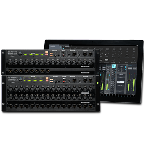Pro Audio Software & Hardware