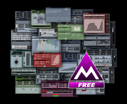 Meldaproductions releases free MFreeEffectsBundle Plugin