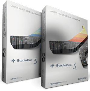 PreSonus Studio One Box