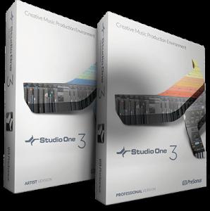 PreSonus Studio One Box