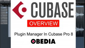 Cubase Pro 8 plugin manager