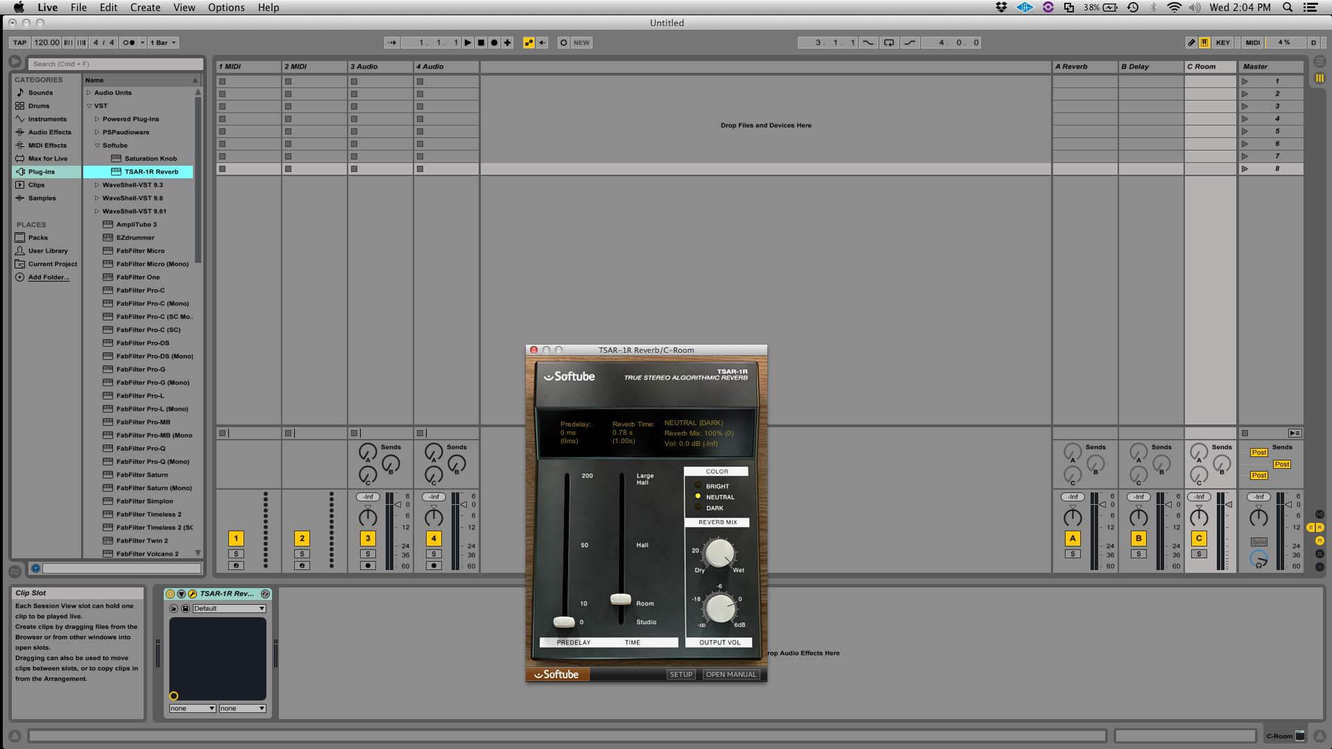 How to add Return Tracks in Ableton Live - OBEDIA | Music