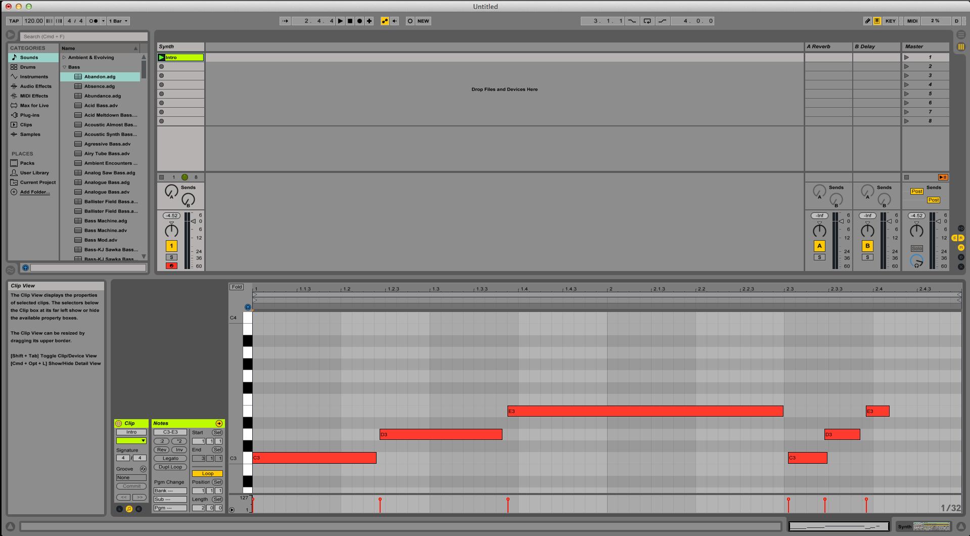 How to Quantize MIDI in Ableton Live - OBEDIA | Music Recording