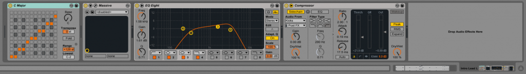 How to use the Scale MIDI Effect in Ableton Live