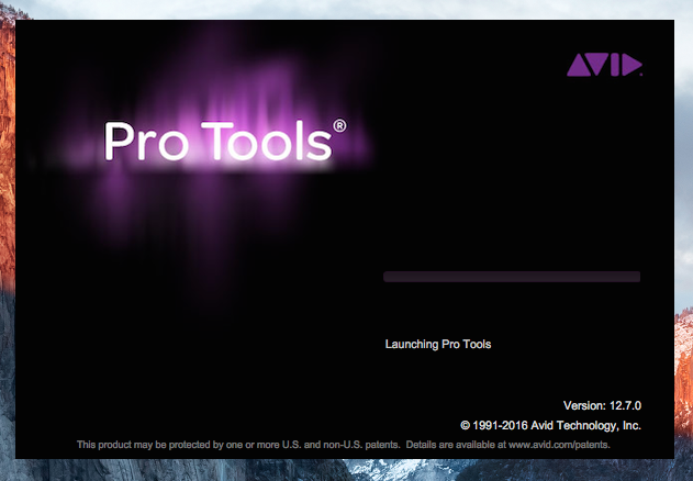 How to create a new Pro Tools session