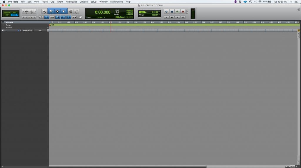 How to setup an audio interface in Pro Tools