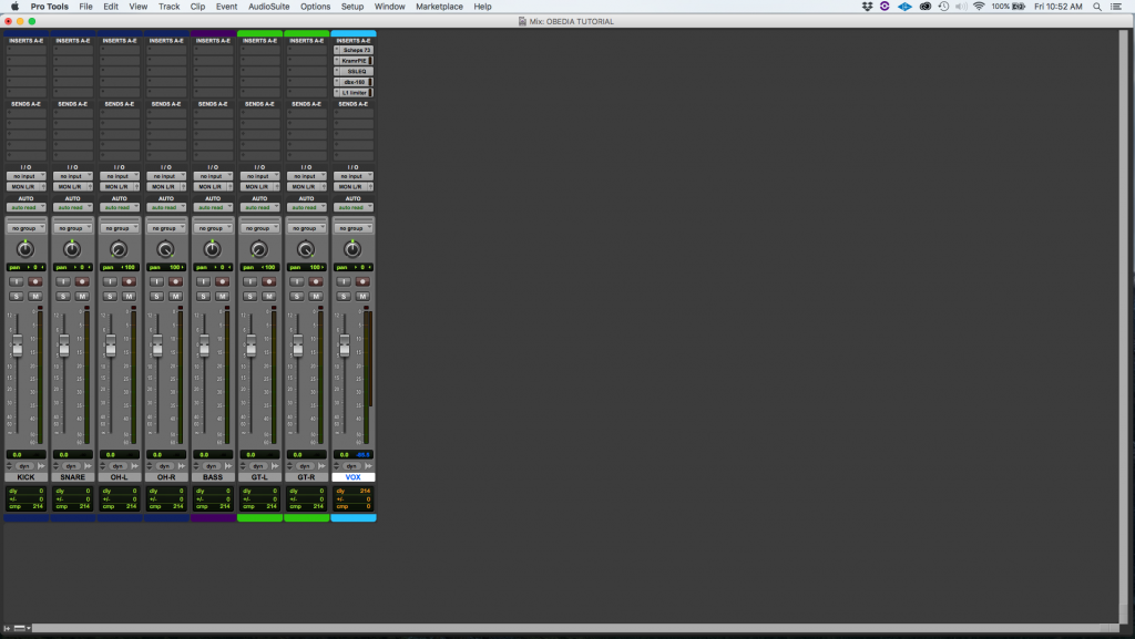 How to FREEZE a track in Pro Tools