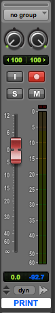 How to PRINT a Mix in Pro Tools
