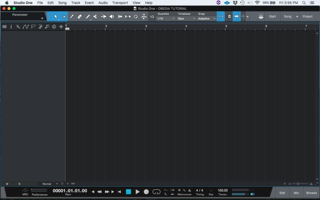 How to setup a MIDI controller in Studio One 4 - OBEDIA