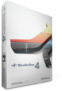 Studio One 4 - Box