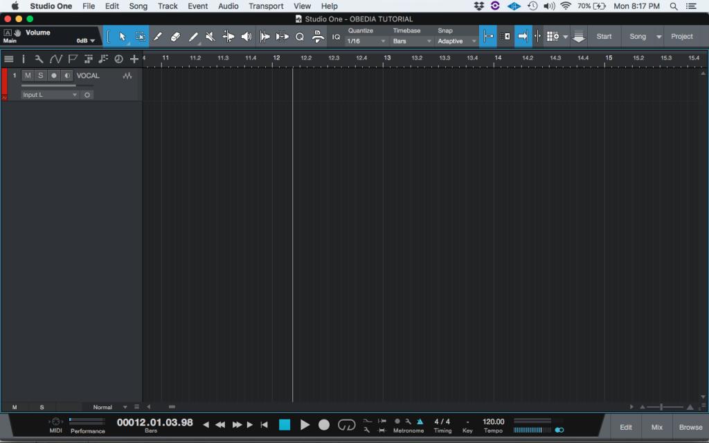 In-depth metronome configuration in Studio One 4