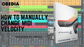How to manually change MIDI velocity in SO4