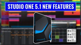 studio one 5.1 new features