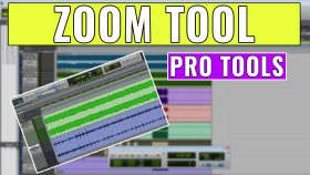 How to use the Zoom Tool in Pro Tools
