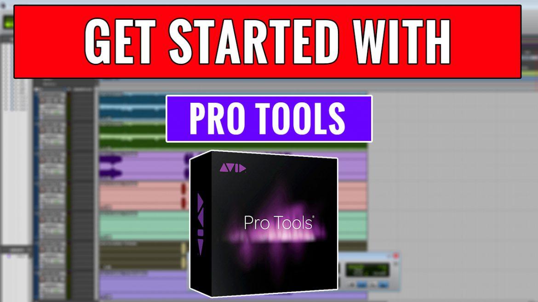Pro Tools training